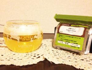 ルピシア 緑茶 津軽りんご