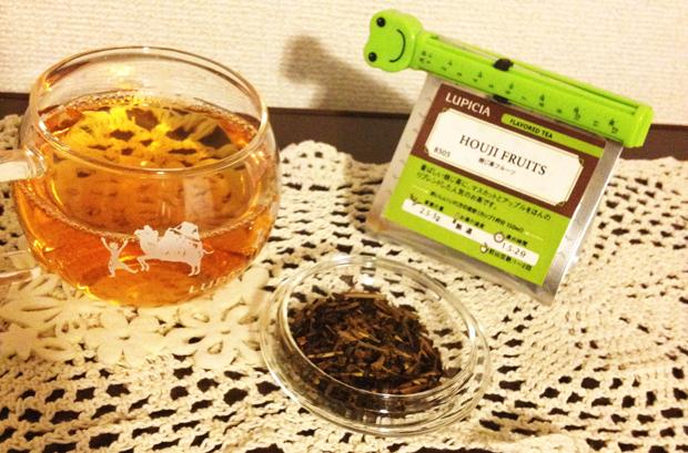 焙じ茶フルーツ ルピシア