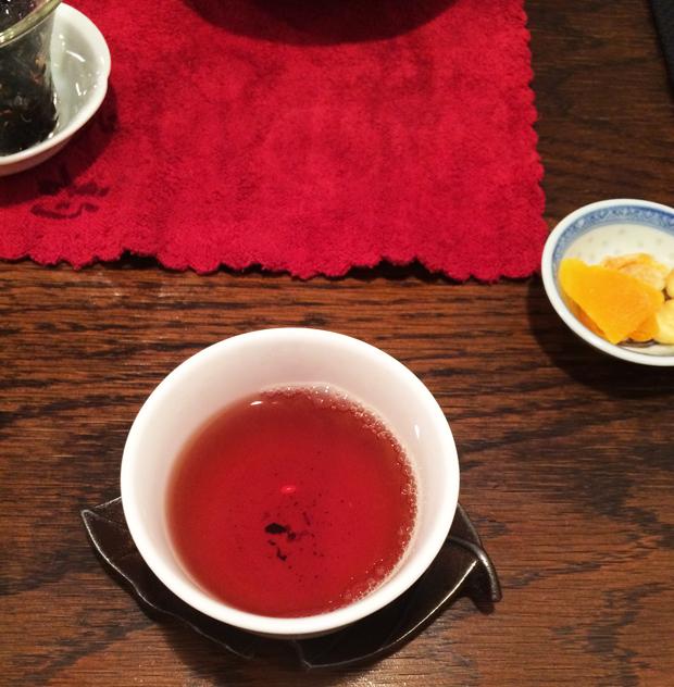 悟空茶荘 香六安茶