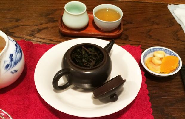 悟空茶荘 白芽奇蘭