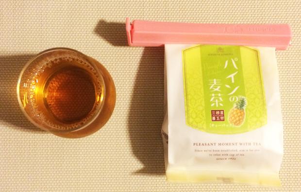 三國屋善五郎 パインの麦茶