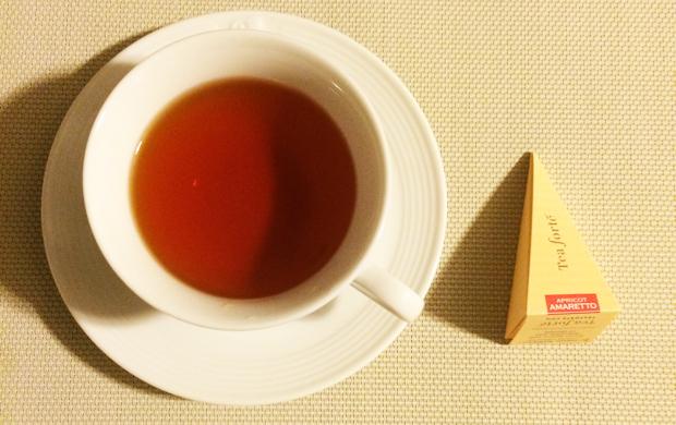 ティーフォルテ Tea forte アプリコット アマレット