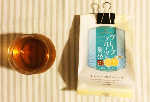 三國屋善五郎 グレープフルーツの麦茶