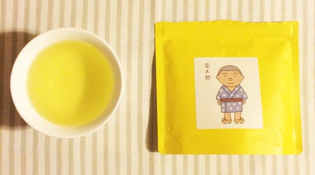 うおがし銘茶 あっぱれ茶太郎