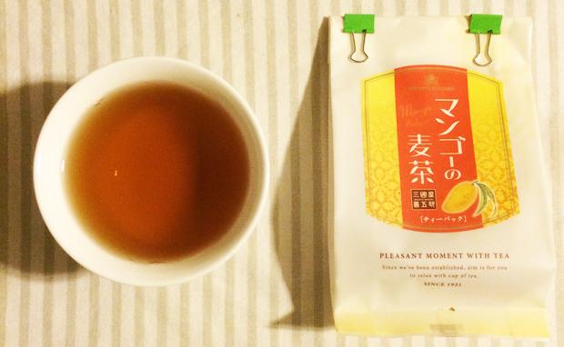 三國屋善五郎 マンゴーの麦茶