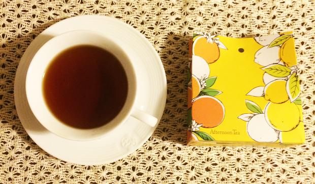 Afternoon Tea スリーシトラスレモネード