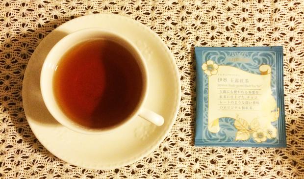 ルピシア 伊勢 玉露紅茶