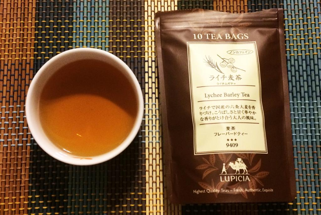 ルピシア ライチ麦茶