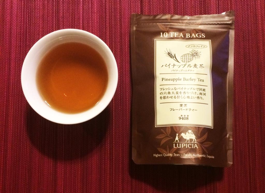 ルピシア パイナップル麦茶