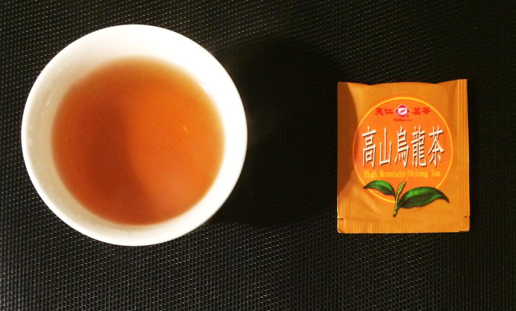 天仁茗茶 高山烏龍茶