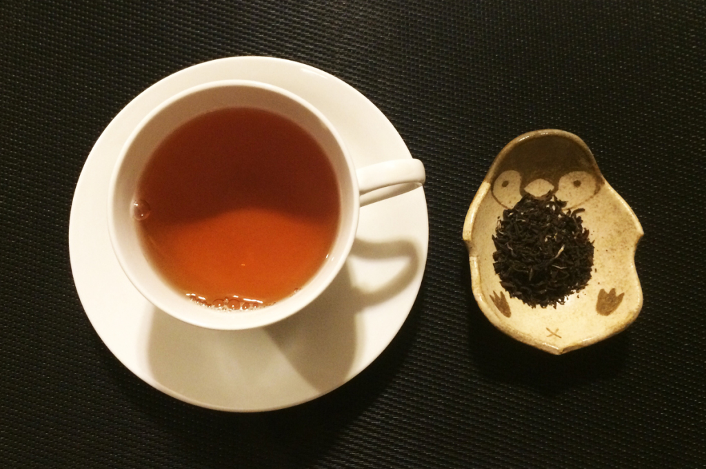 ぞうさんの紅茶 ダージリンセカンドフラッシュ キャッスルトン茶園