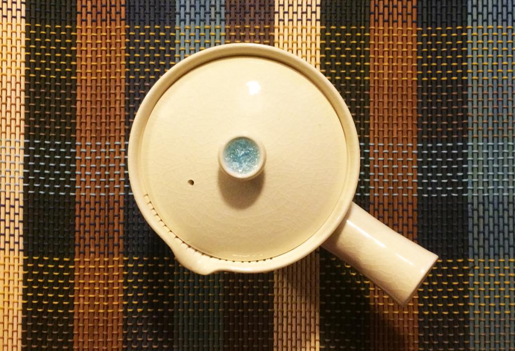 ぞうさんの紅茶 茶漉しのいらない紅茶器
