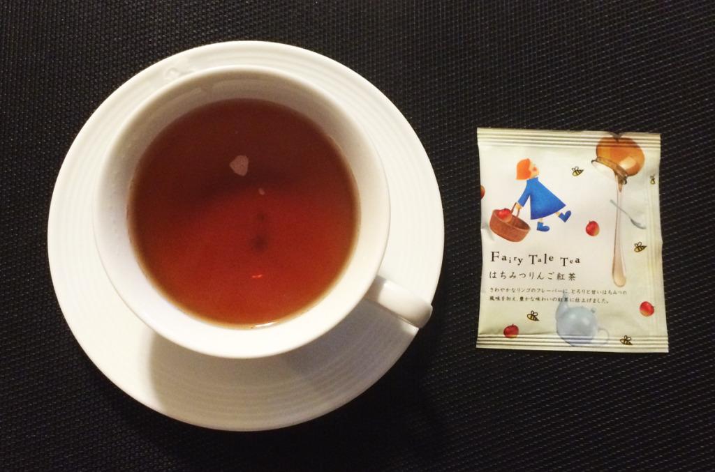 フェアリーテールティー はちみつりんご紅茶