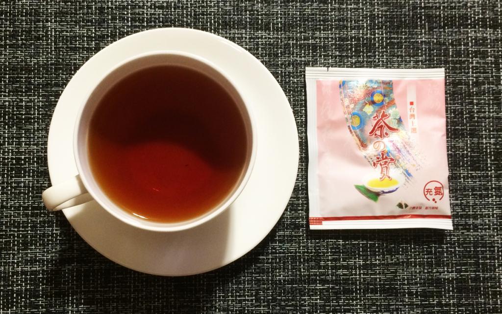 台湾 日月潭紅茶