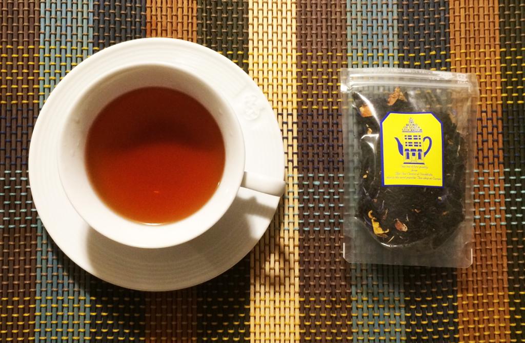 北欧紅茶 セーデルブレンド