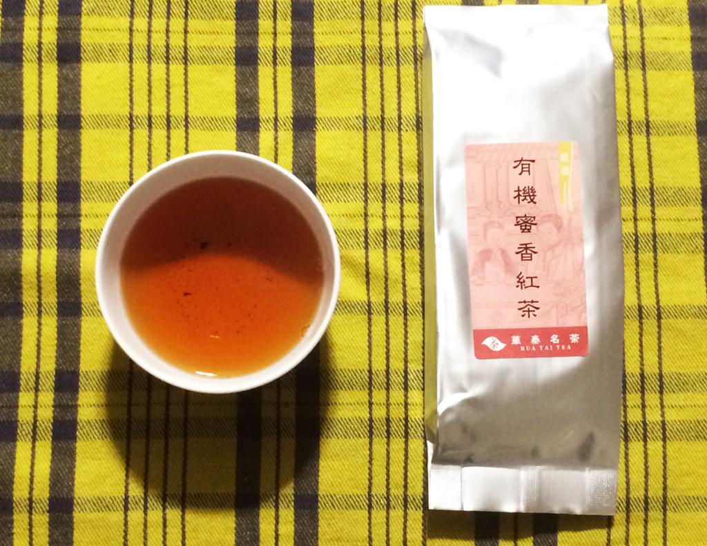 華泰茶荘 有機蜜香紅茶