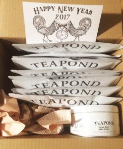 TEAPOND 福袋2017