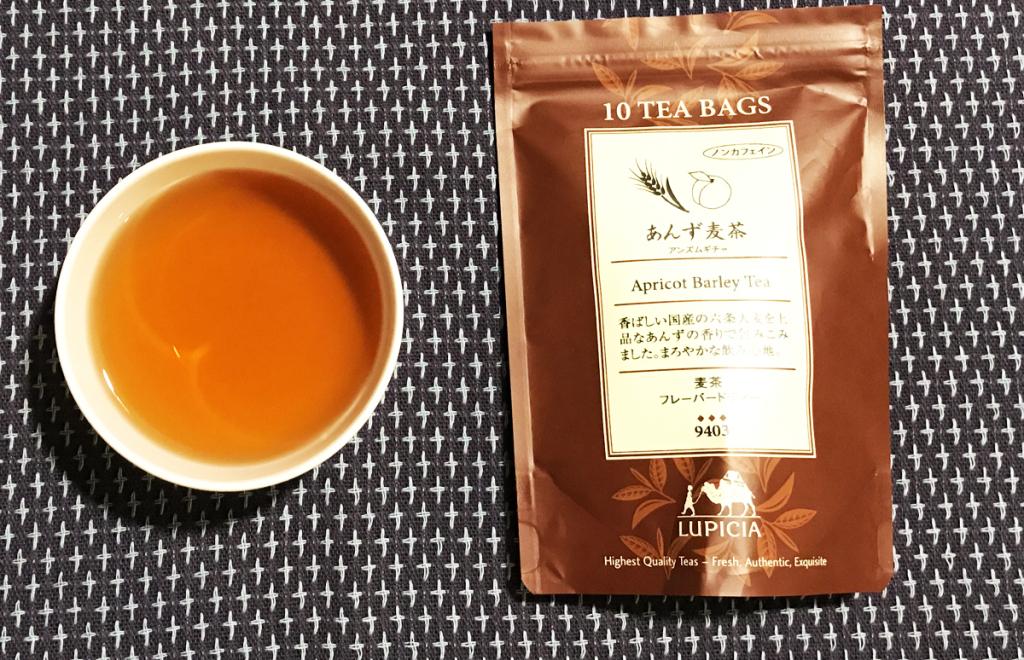 ルピシア あんずの麦茶