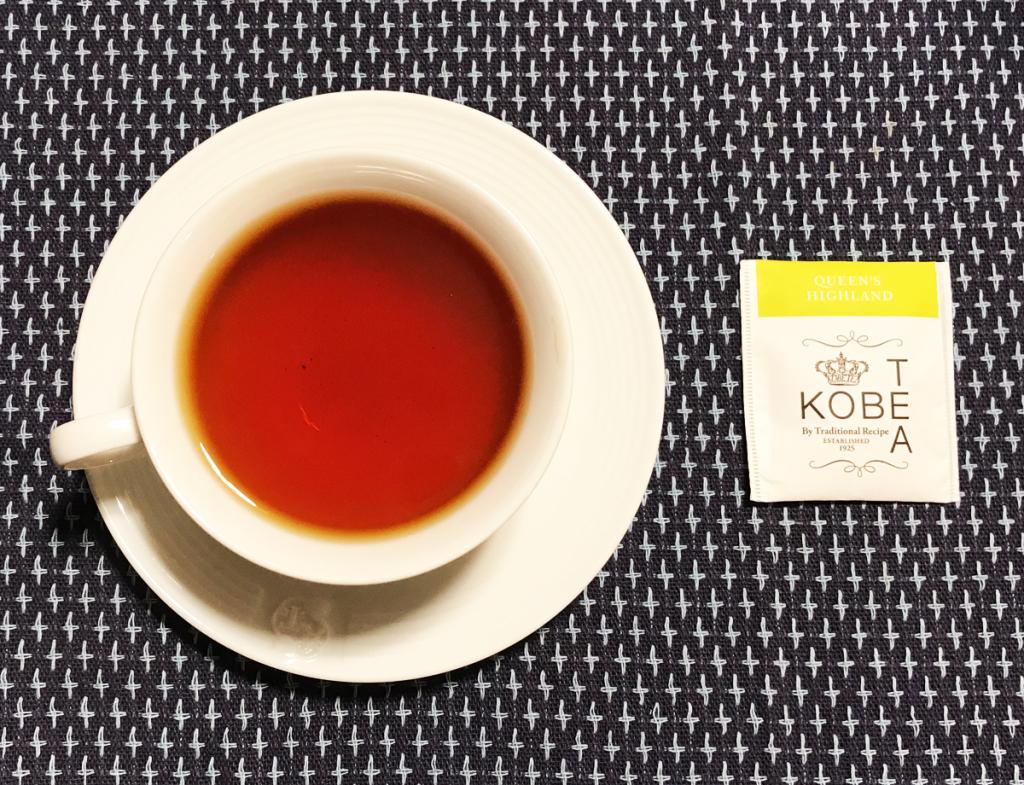 神戸紅茶 クイーンズハイランド