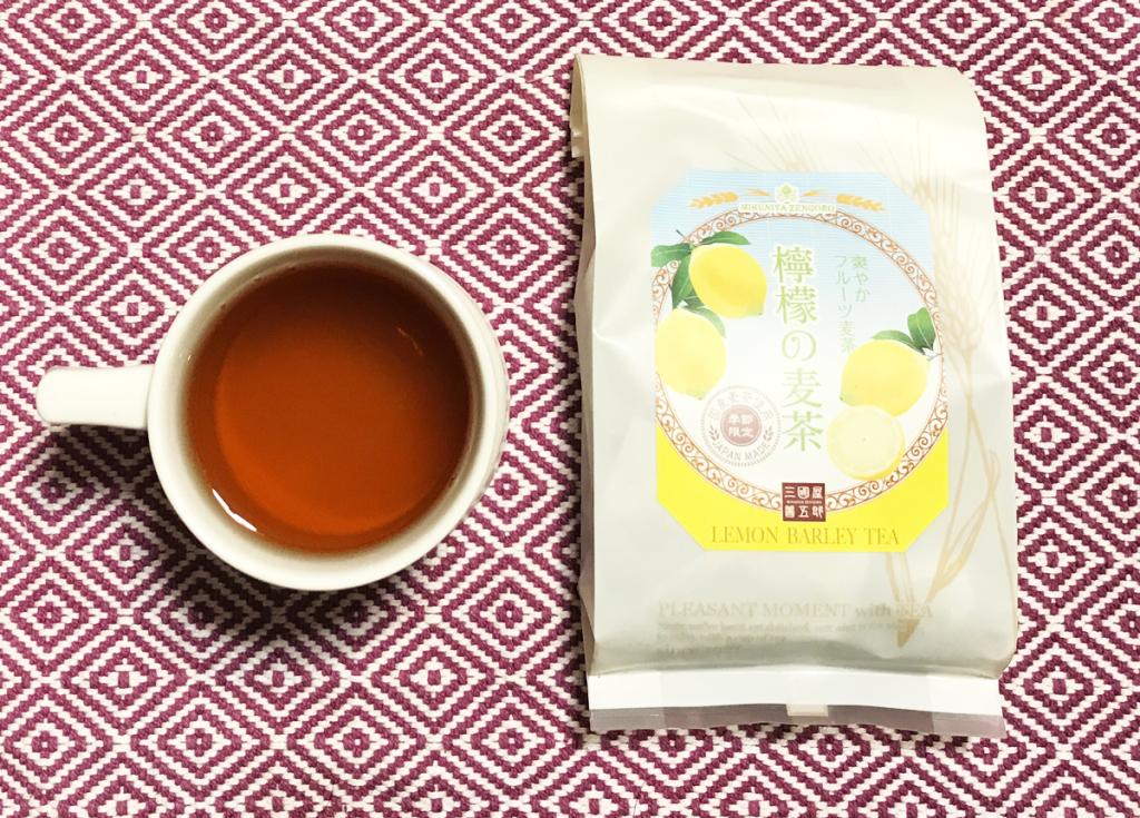 三國屋善五郎 檸檬の麦茶