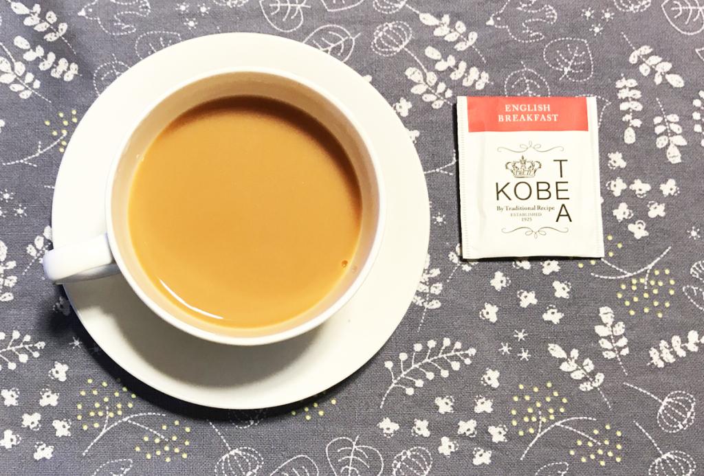 神戸紅茶 イングリッシュブレックファスト
