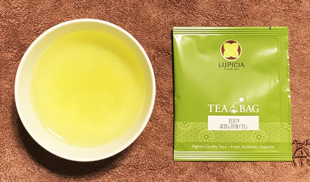 ルピシア 深蒸し煎茶「祭」