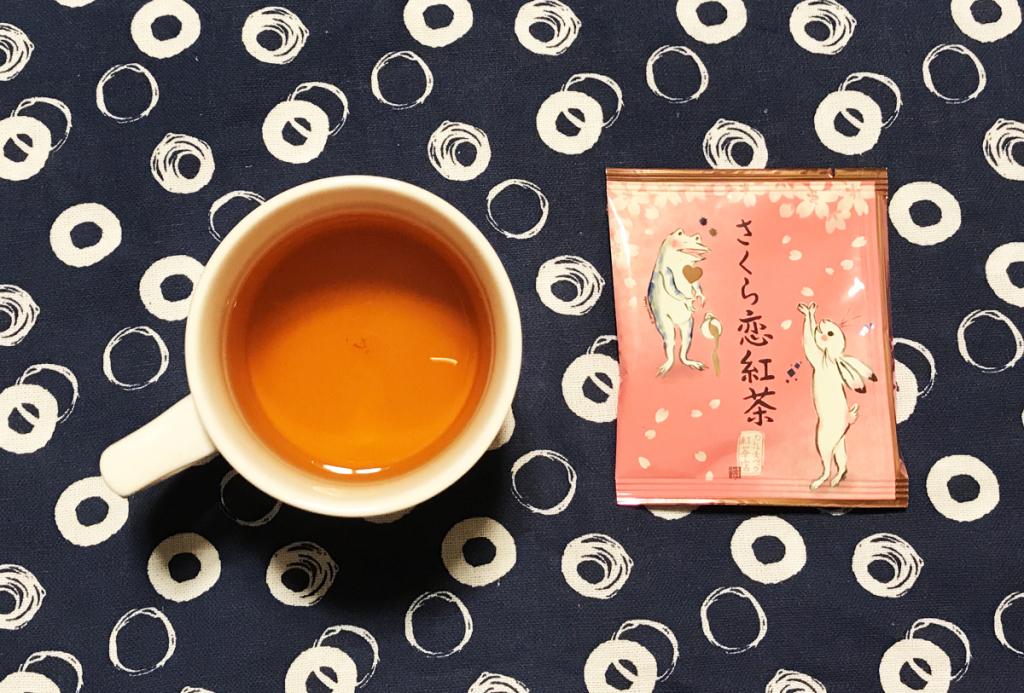 カレルチャペック さくら恋紅茶