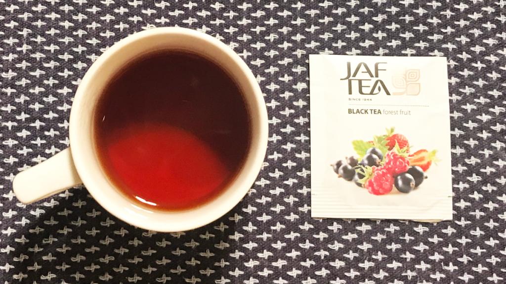 JAF TEA フォレストフルーツ