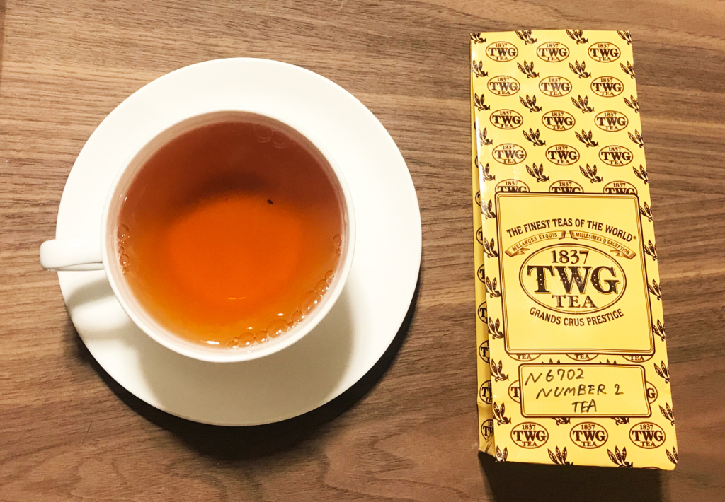 TWG Number2 tea