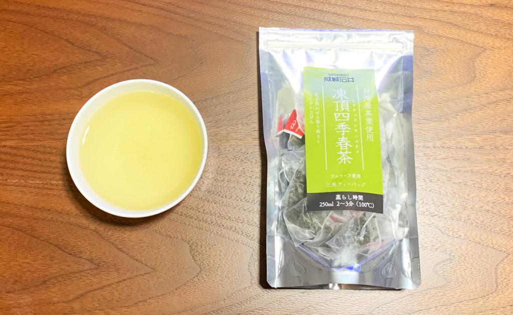 成城石井 凍頂四季春茶