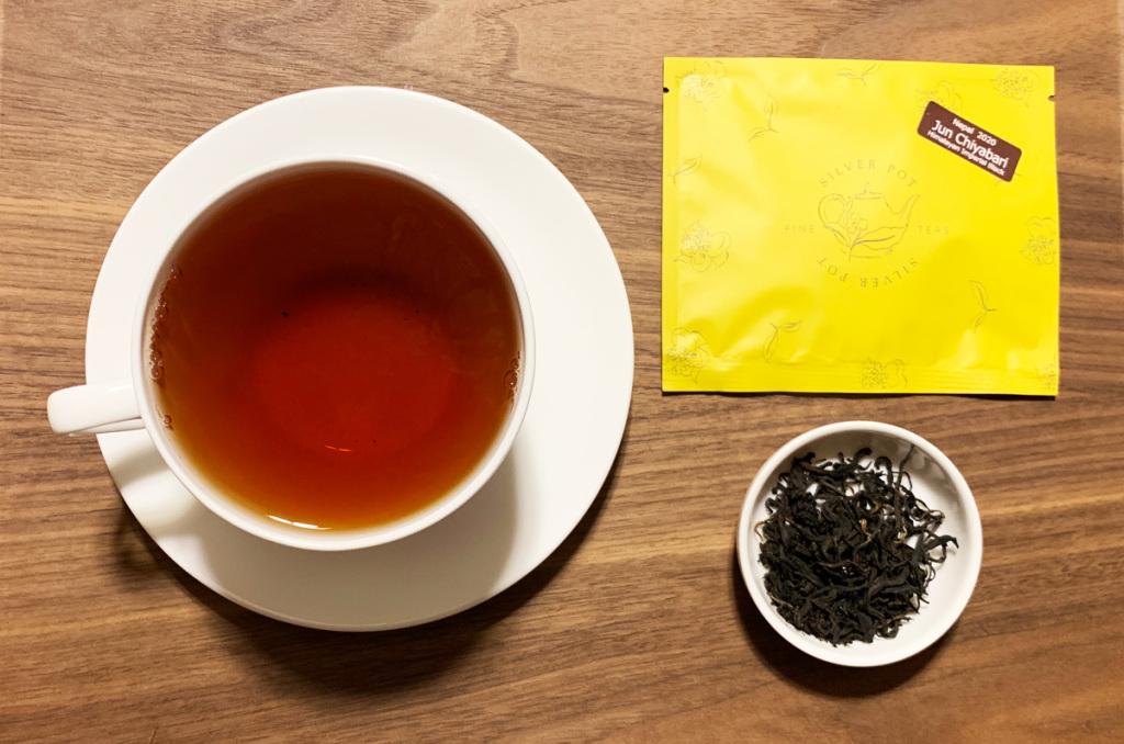 ネパール 2020年 ジュンチヤバリ茶園 Himalayan Imperial Black