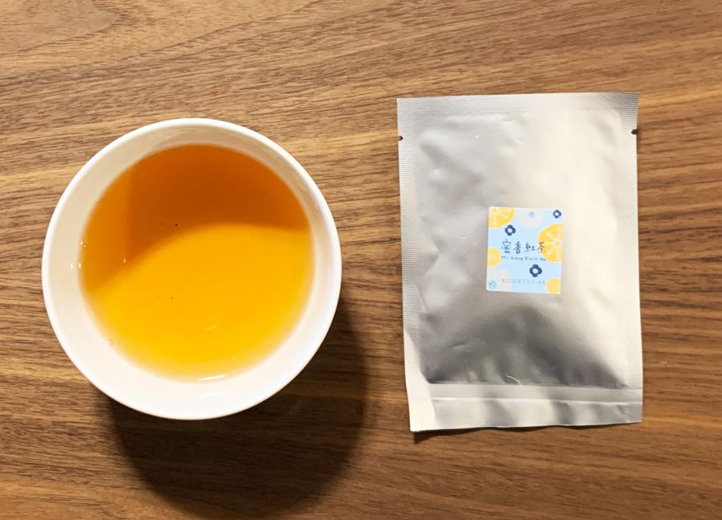 狐月庵 蜜香紅茶