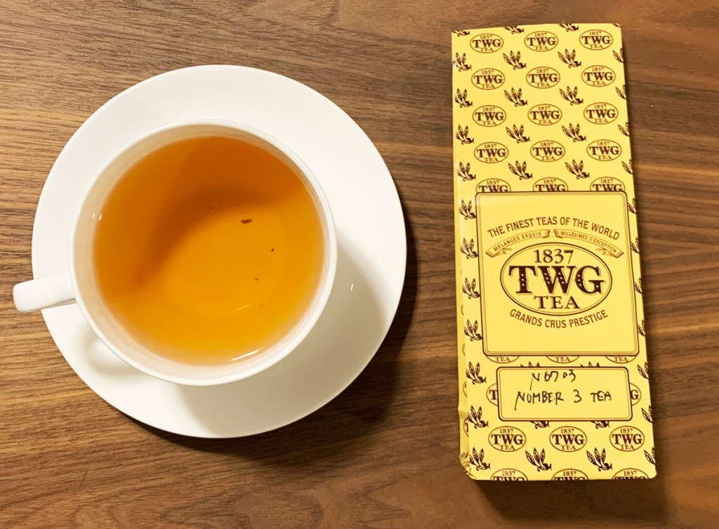 TWG NUMBER 3 TEA