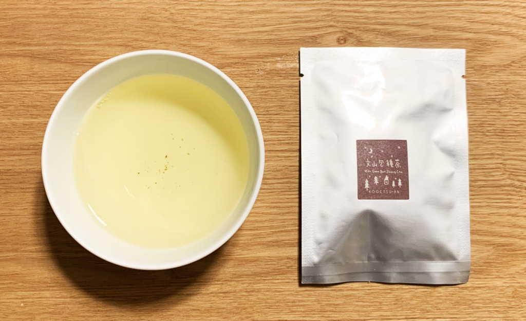 狐月庵 文山包種茶
